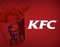 KFC // Innovación de Marca