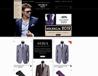 Suits Shop