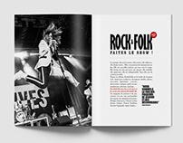Rock&Folk - Argumentaire