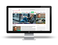 bikelebek.com Lifestyle Website Design [Responsive]