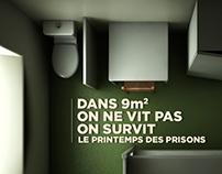 Le printemps de prisons ( Prison Spring )