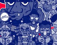°°2nigo characters Designs 2012°°