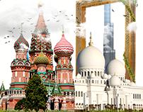 #الإمارات و #روسيا #emirates #russia