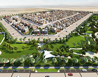 Site Development Master Planning For Saudi Arabia