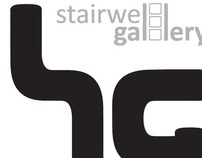 Stairwell Gallery Logo