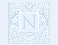 NUSSHOLD logo and mini identity