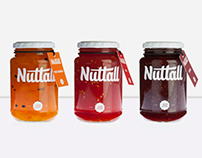 Nuttall Jam Packaging