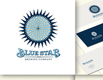 Corporate Identity - Blue Star Brewing