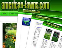American-Lawns.com | Web Site