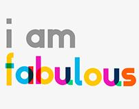 I am fabulous. #typewithpride
