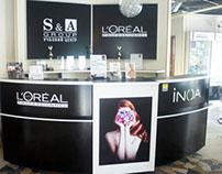 S&A Group beauty academy design