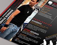 Curriculum Personal - Infografía