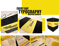 Everyday Typography Book