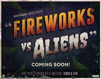 Fireworks Vs Aliens Promo