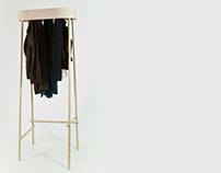Hallstand / Wooden workshop