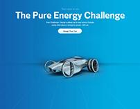 Pure Energy Challenge - VattenFall