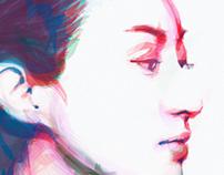 Digital Art & Illustration // Utsukushī