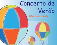 Concerto de Música para Bebés