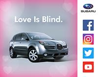 Subaru Italia Social.
