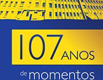 Selo 107 anos do Colégio Catarinense