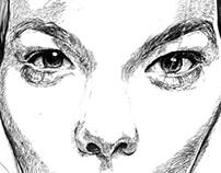 face point pen