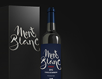 Lettering Wine_ MontBlanc