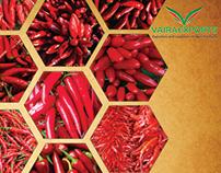 Exports company brochure