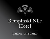 Kempinski Nile Hotel, Garden City Cairo - Logo