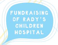 .Rady Children Hospital Fundraising.