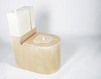 Hilico | Dry toilet