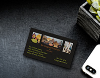 Re-Imagined Creations Business Card