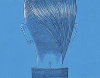 Karol Sliwka tribute illustration
