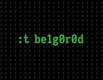 Logo IT Belgorod. Concept
