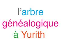 l'arbre généalogique à Yurith