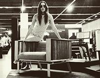 Brise Armchair