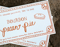 Pie Coupons