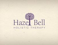 Hazel Bell Branding