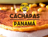 Cachapas Don Luis Panamá