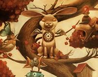 El árbol del bien y la tontería