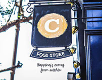 Social Media Management for Cornucopia, Food Store