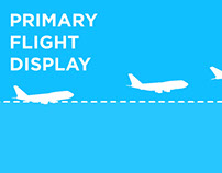 Airplane Primary Flight Display Redesign
