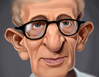 Celebrity Sunday - Woody Allen