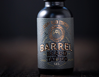 Barrel Brands Branding
