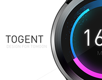 TOGENT WATCH INTERFACE