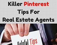 Killer Pinterest Tips For Real Estate Agents