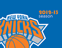 NY Knicks 2012–13 Subway Ads – Proposed