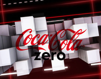 Coca-Cola Zero - Night Visuals 2010