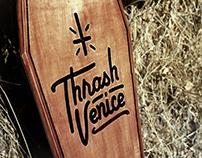 Thrash Venice Skateboard