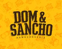 Dom & Sancho - Papelaria e Comunicação Visual
