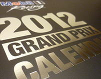 2012 Mobil 1 Grand Prix Calendar